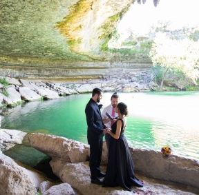 Hamilton Pool - Wedding Location
