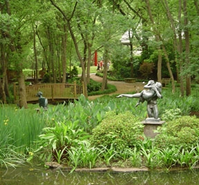 Umlauf Sculpture Garden - Wedding Location