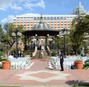 Milam Park - Wedding Location