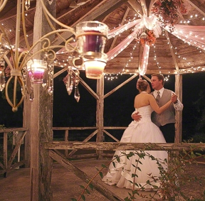 New Braunfels Conservation Society Gazebo - Wedding Location
