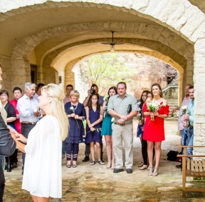Lady Bird Johnson Wildflower Center - Wedding Location