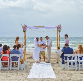 Port Aransas/Mustang Island - Wedding Location