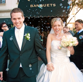 Maggiano's Little Italy - Wedding Location