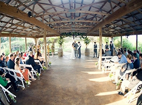 Oak Valley Vineyards - Wedding Location
