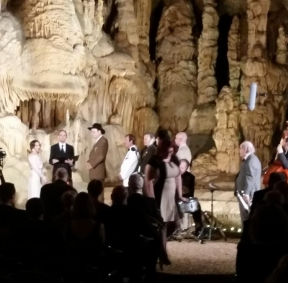 Cave Without a Name - Wedding Location