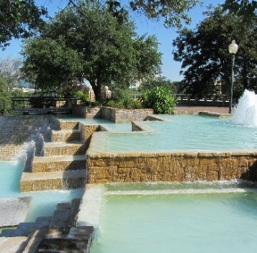 Fountain Cove at the Tower of the Americas - Wedding Location
