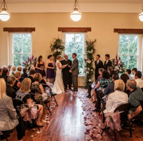 Brackenridge Golf Course - Wedding Location