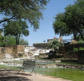 Fountains at the Tower of the Americas - Wedding Location