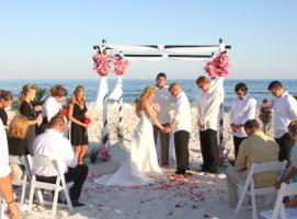 Beach Weddings ~ Starting at $999