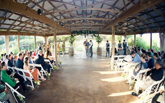 Oak valley vineyards weddings