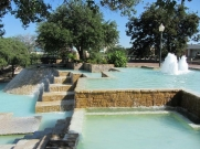 Fountain Cove at the Tower of the Americas